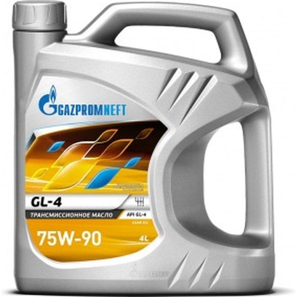 Масло GL-4 75W-90 4л Gazpromneft 253651864