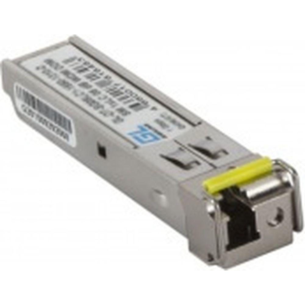 Модуль SFP GIGALINK WDM, 1,25Gb/s одно волокно SM, LC, Tx:1310/Rx:1550 нм GL-OT-SG06LC1-1310-1550-B