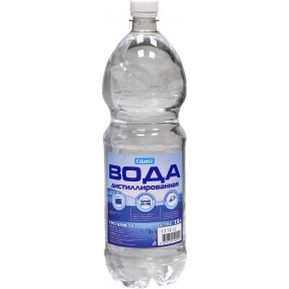 Вода дистиллированная 1,5 л Glanz GL-102