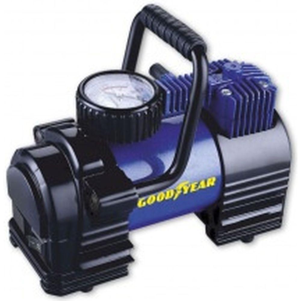 Воздушный компрессор со съемной ручкой и сумкой для хранения Goodyear GY-35L GY000102 (35 л/мин)