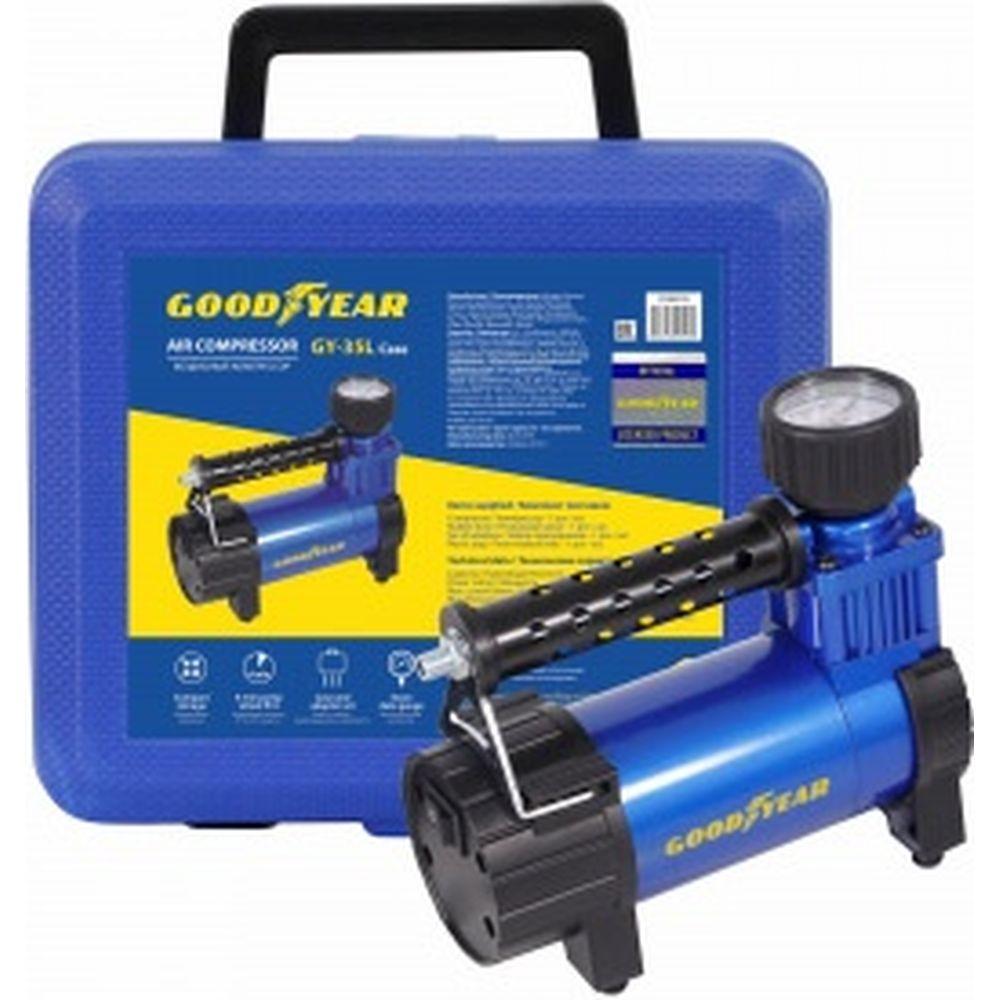 Воздушный компрессор Goodyear GY-35L CASE 35л/мин GY000115