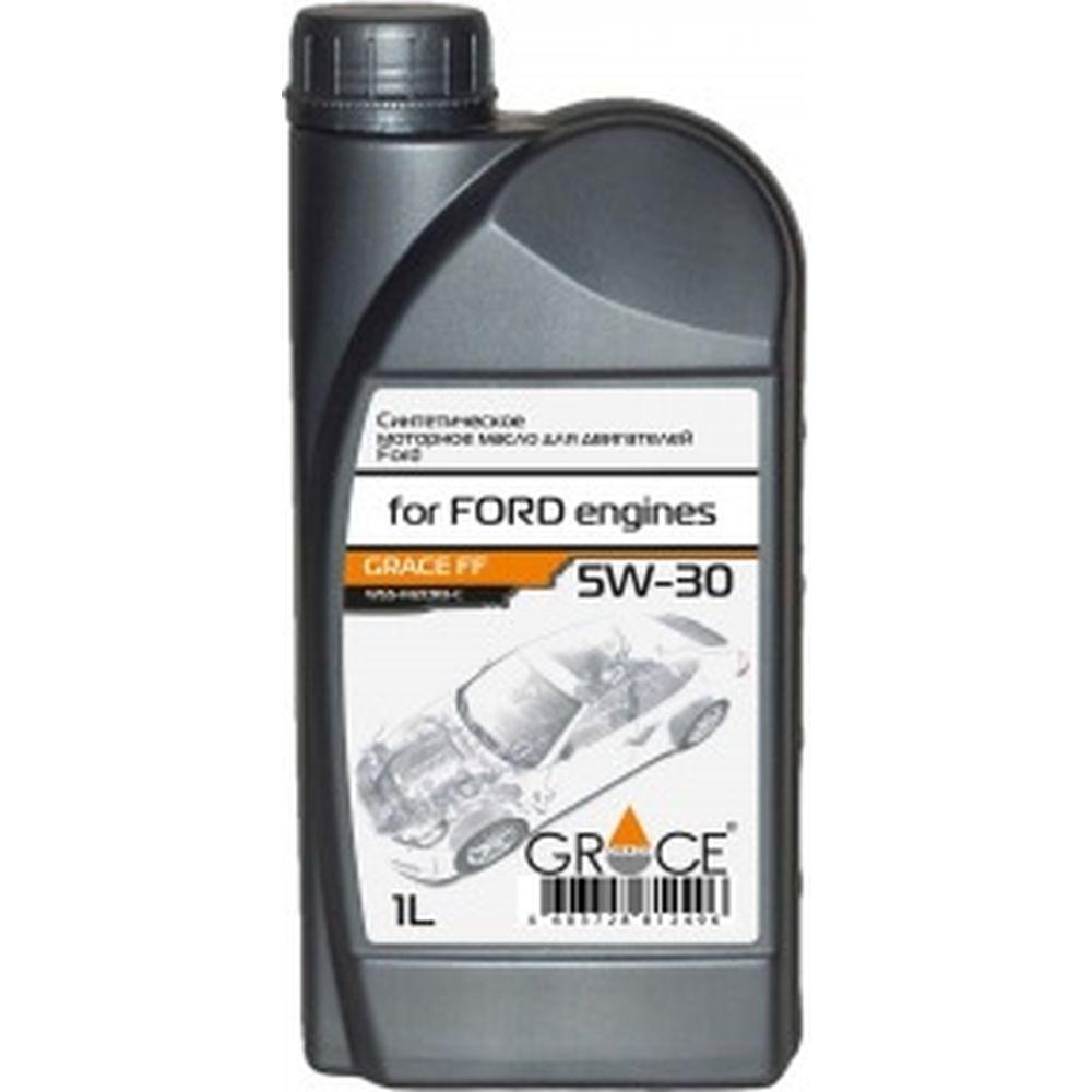 Масло моторное синтетическое GRACE FF 5w-30 1 л