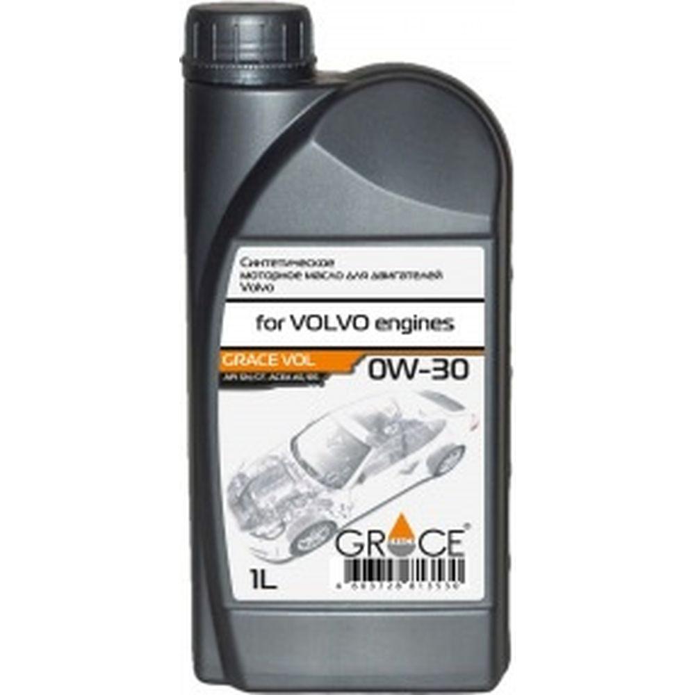 Масло моторное синтетическое GRACE VOL 0W-30 A5/B5 1 л