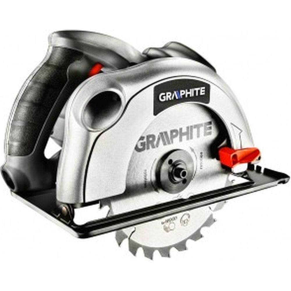Дисковая пила GRAPHITE 58G486