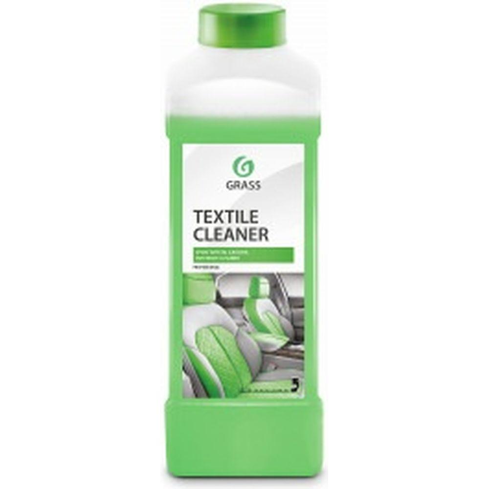 Низкопенный очиститель салона 1 л Grass Textile-cleaner 112110