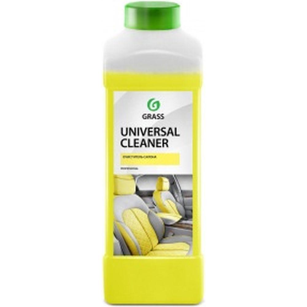 Высокопенный очиститель салона 1 л Grass Universal-cleaner 112100
