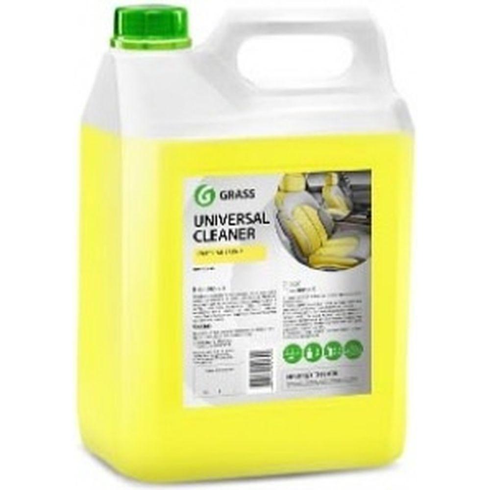 Высокопенный очиститель салона Grass Universal-cleaner 125197