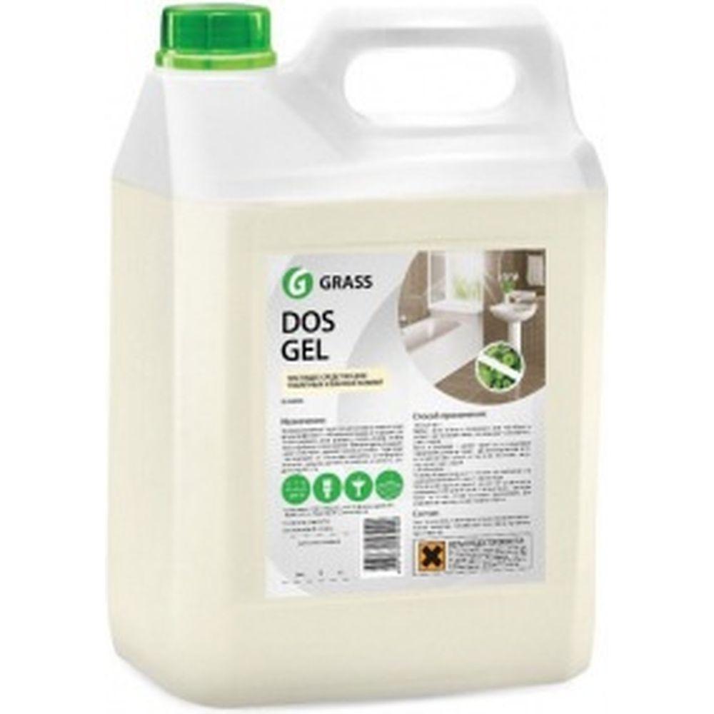 Дезинфицирующий чистящий гель Dos Gel (5.3 кг) Grass 125240