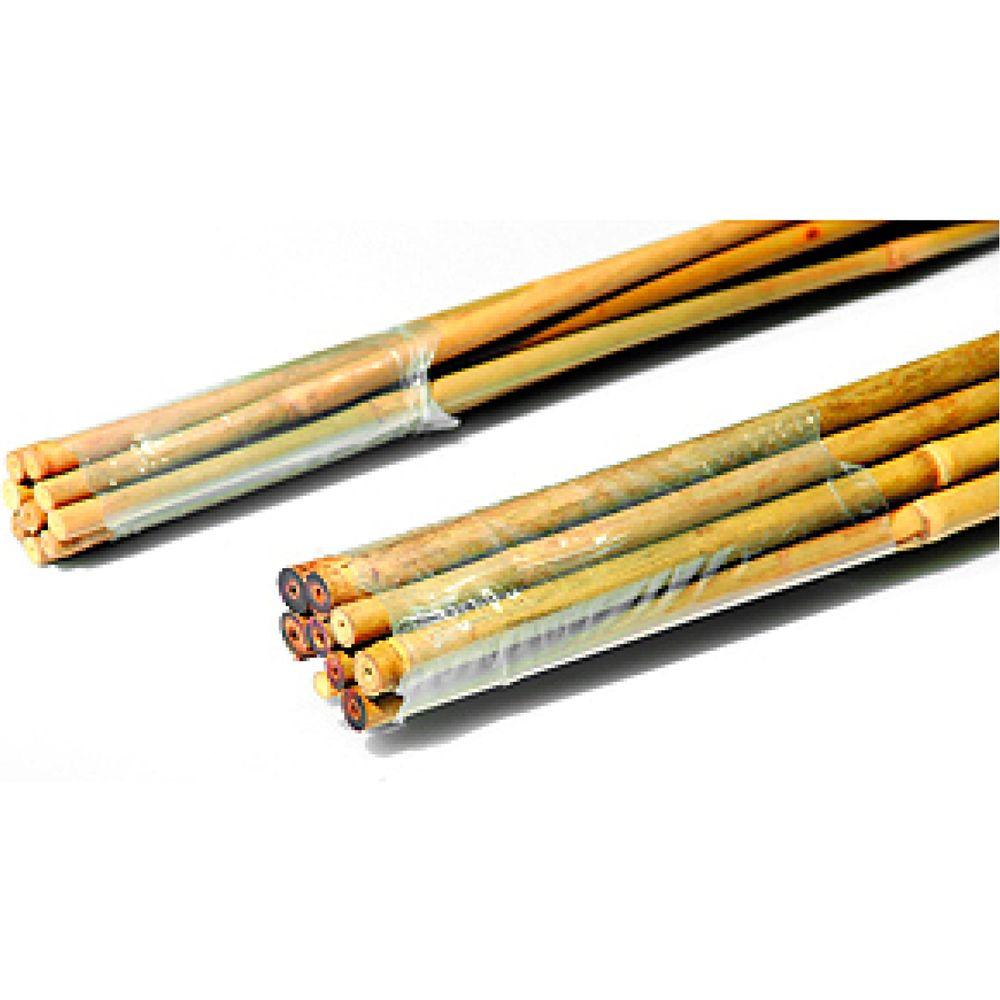 Бамбуковая поддержка GREEN APPLE GBS-8-90 90 см, 8 мм, 5 шт Б0008331