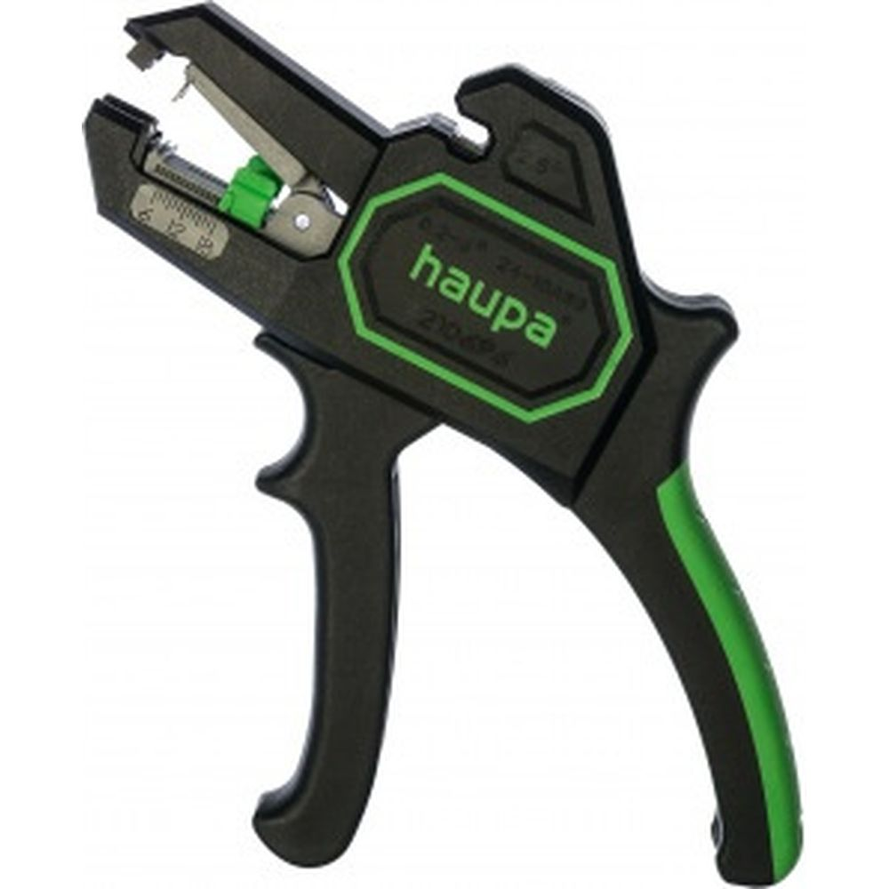 Автоматический инструмент для снятия изоляции HAUPA 210696