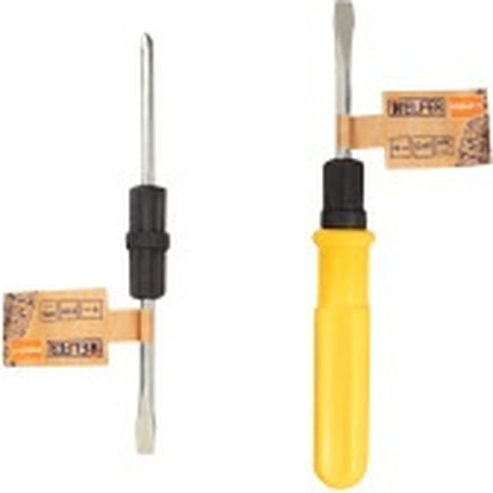 Комбинированная отвертка 2 в 1 5х65 HELFER HF004011