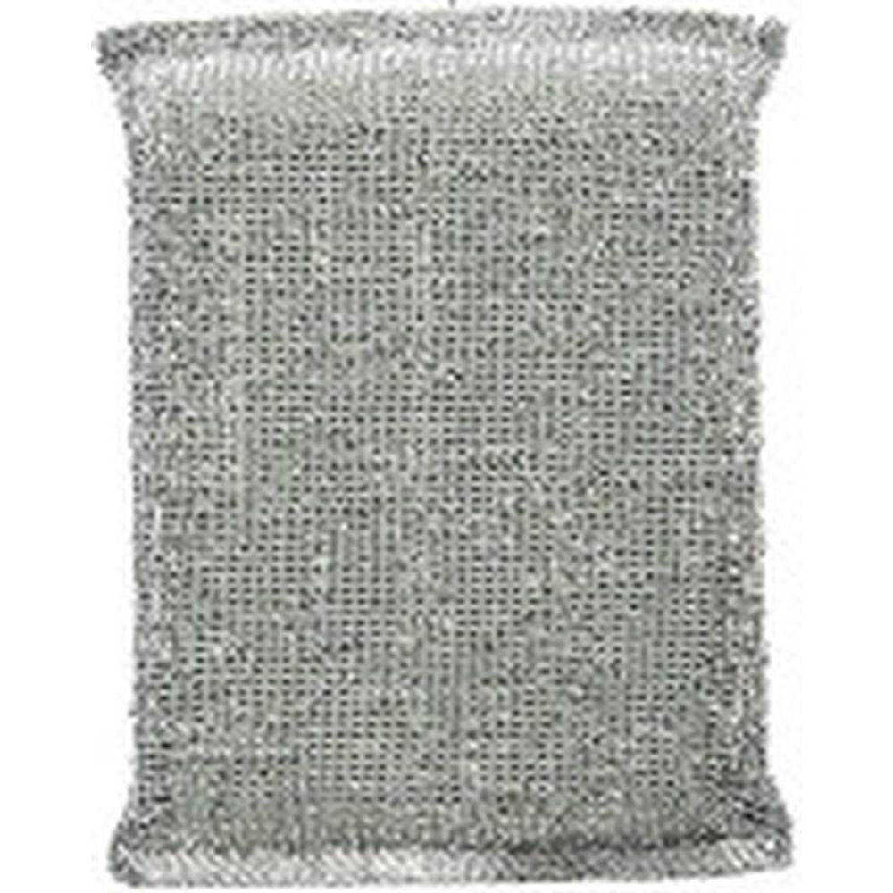 Губка из поролона HomeQueen с металлизированной нитью 56537