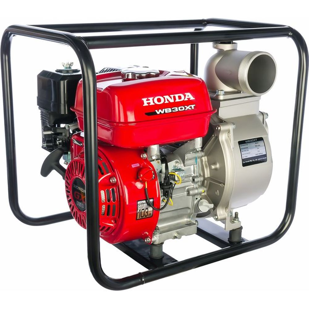 Бензиновая мотопомпа Honda WB30XT3DRX