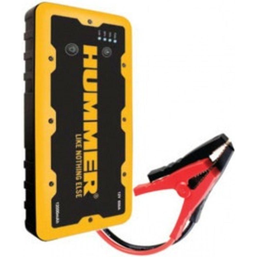 Пусковое устройство + Power Bank + LED фонарь HUMMER Н2 HMR02