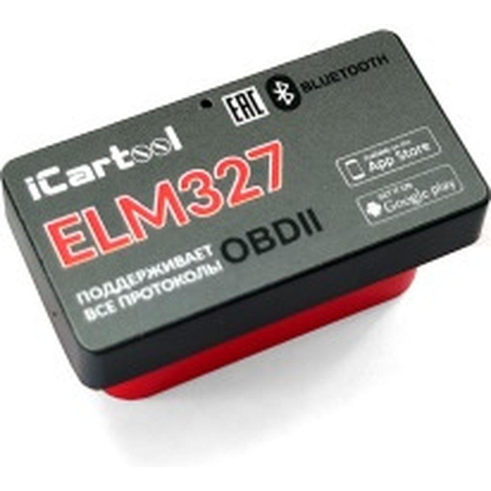 Адаптер диагностический icartool ELM327 BT Android / IOS IC-327