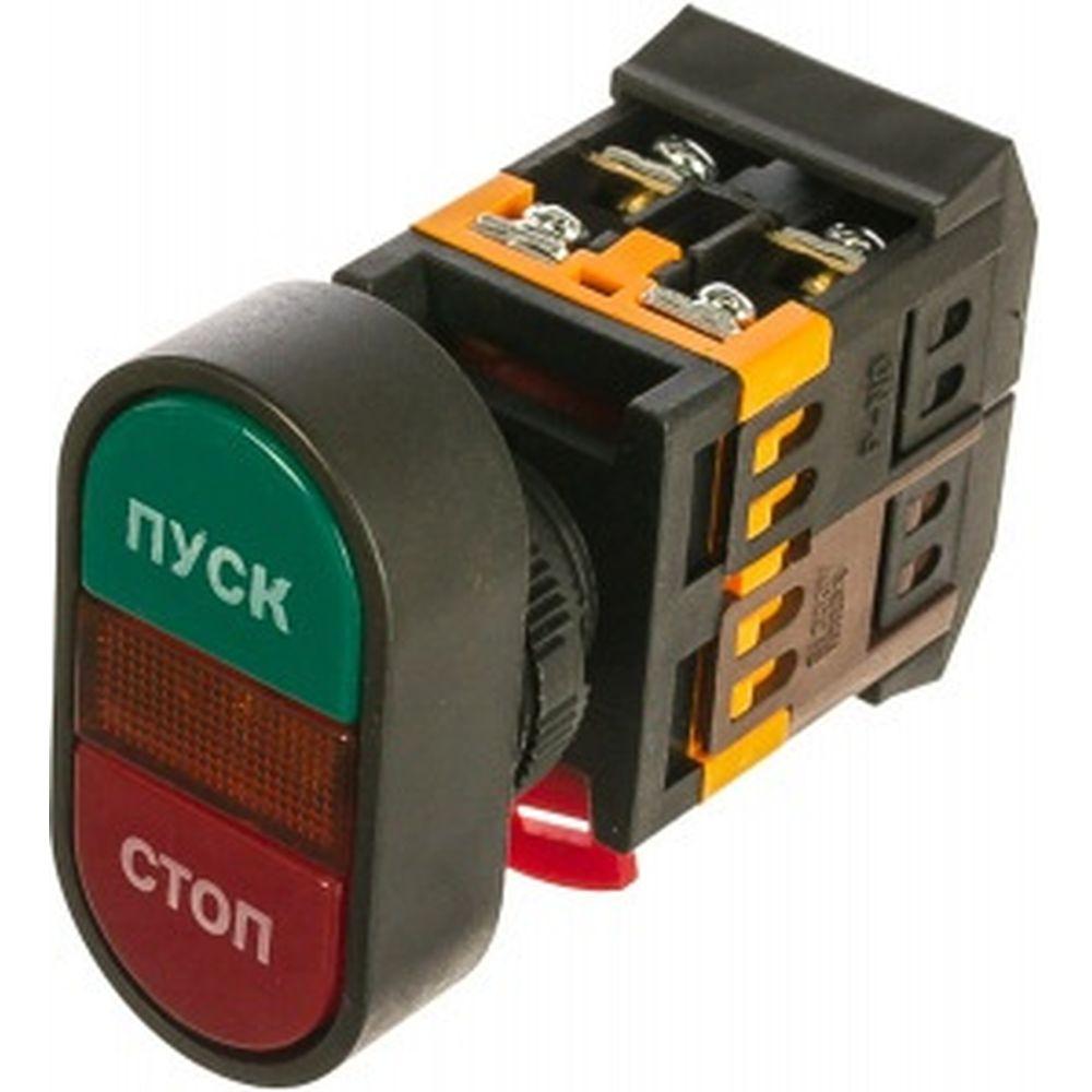 Кнопка IEK APBB-22N Пуск-Стоп 1з+1р ИЭК BBD11-APBB-K51