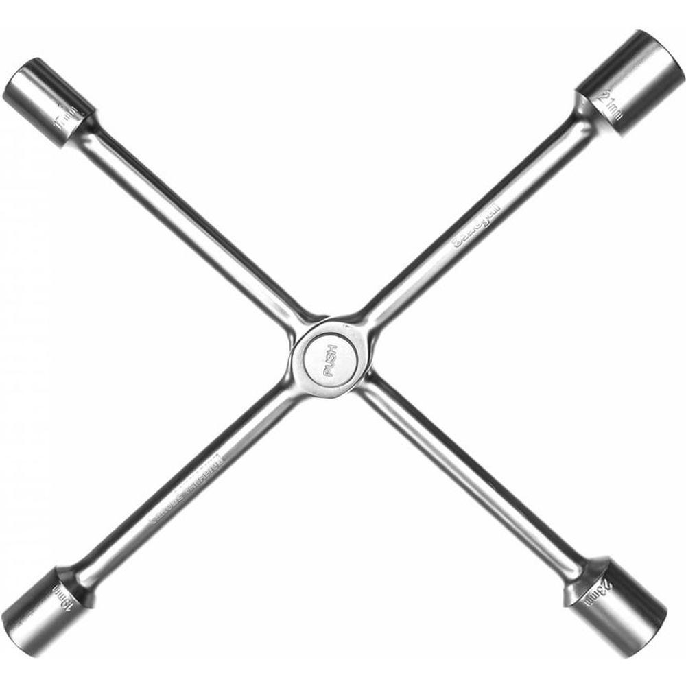 Баллонный ключ-крест Inforce 06-05-46