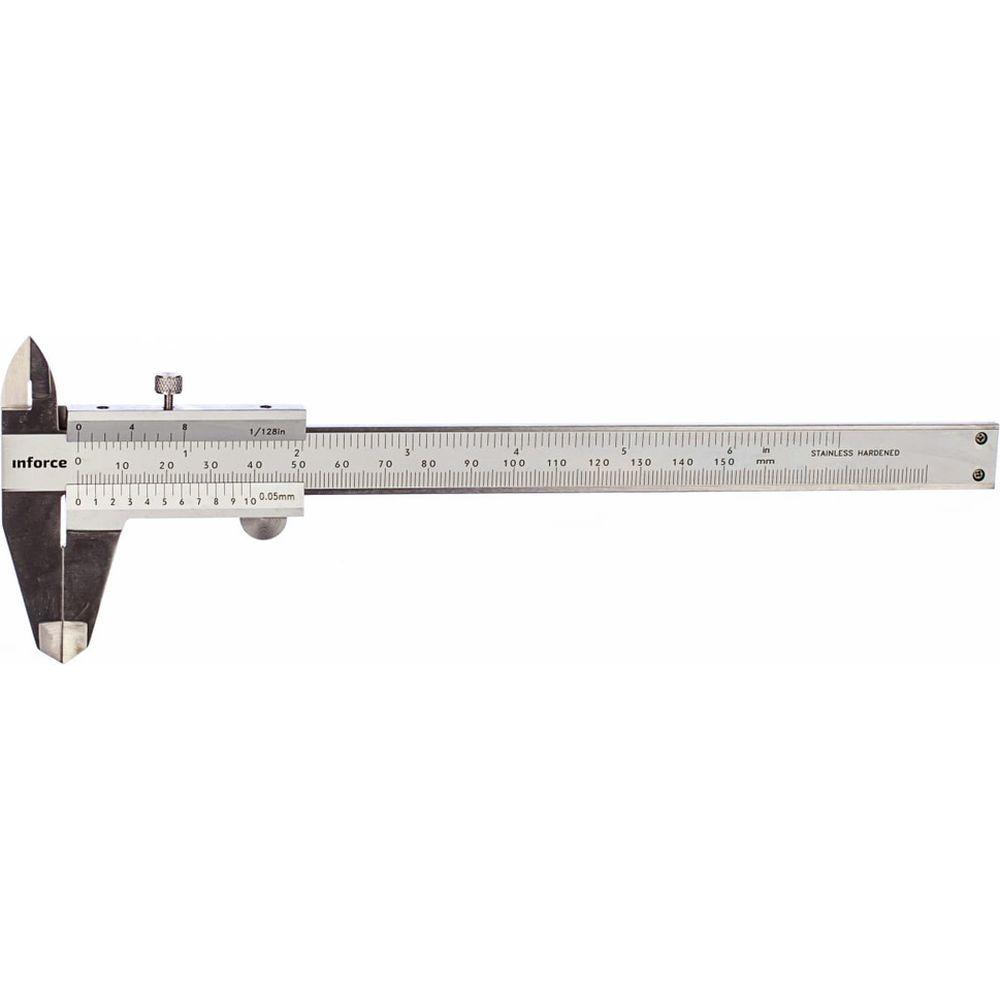 Штангенциркуль 0-150 мм Inforce 06-11-36