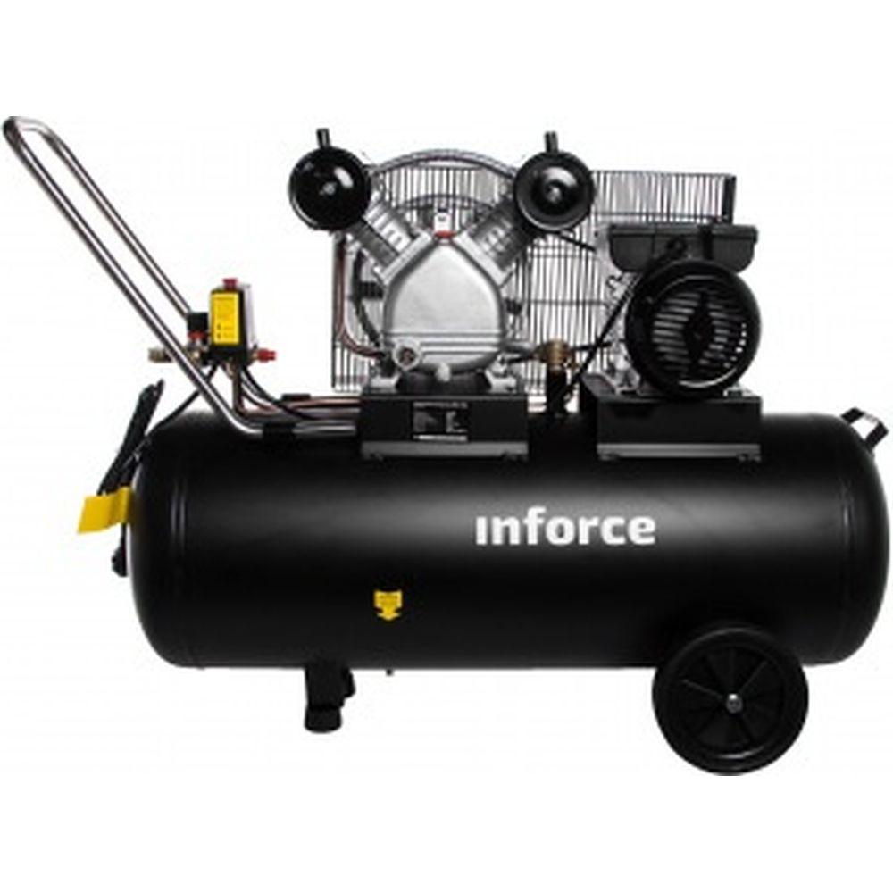 Ременной компрессор Inforce BCX-100L 04-06-31
