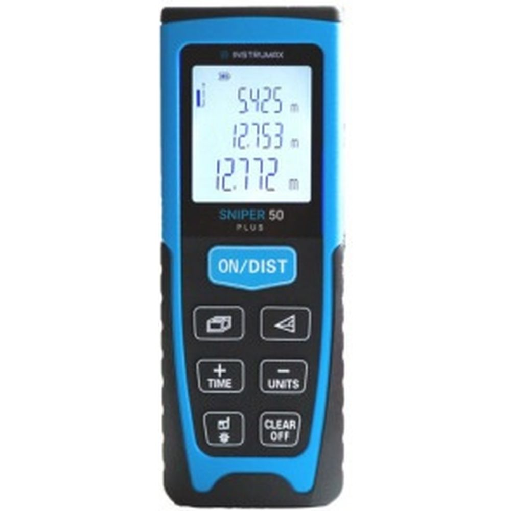 Лазерная рулетка Instrumax SNIPER 50 PLUS IM0116