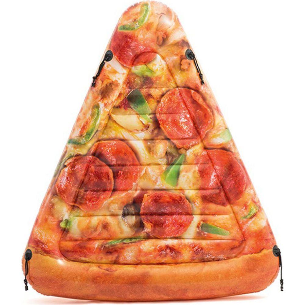 Надувной плотик Intex Пицца 175x145см 58752