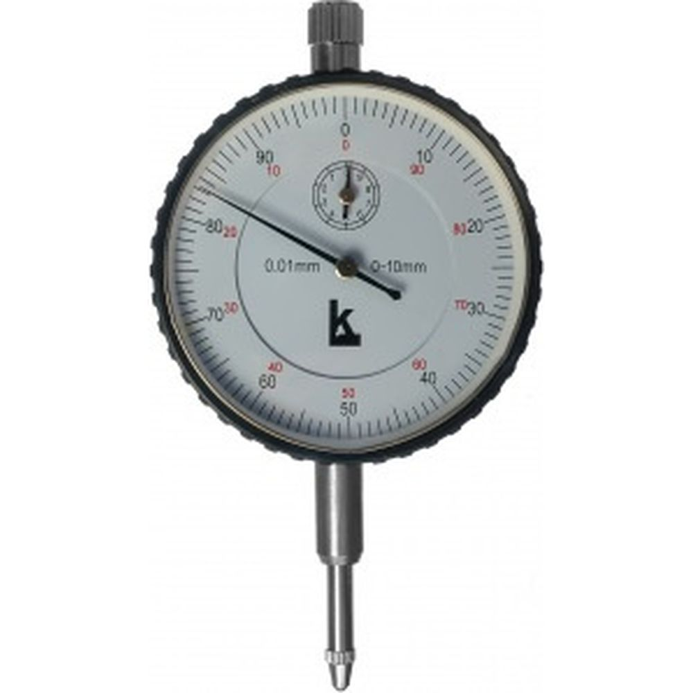 Индикатор часового типа ИЧ 0-10 0.01 1 кл. точности КАЛИБРОН 67912