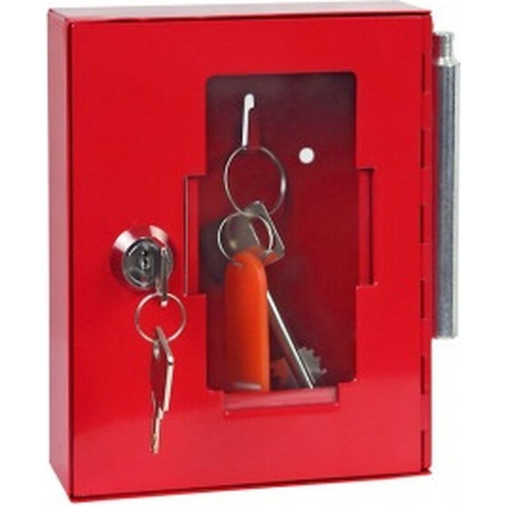 Шкаф для аварийного ключа с молоточком KlestO 667232