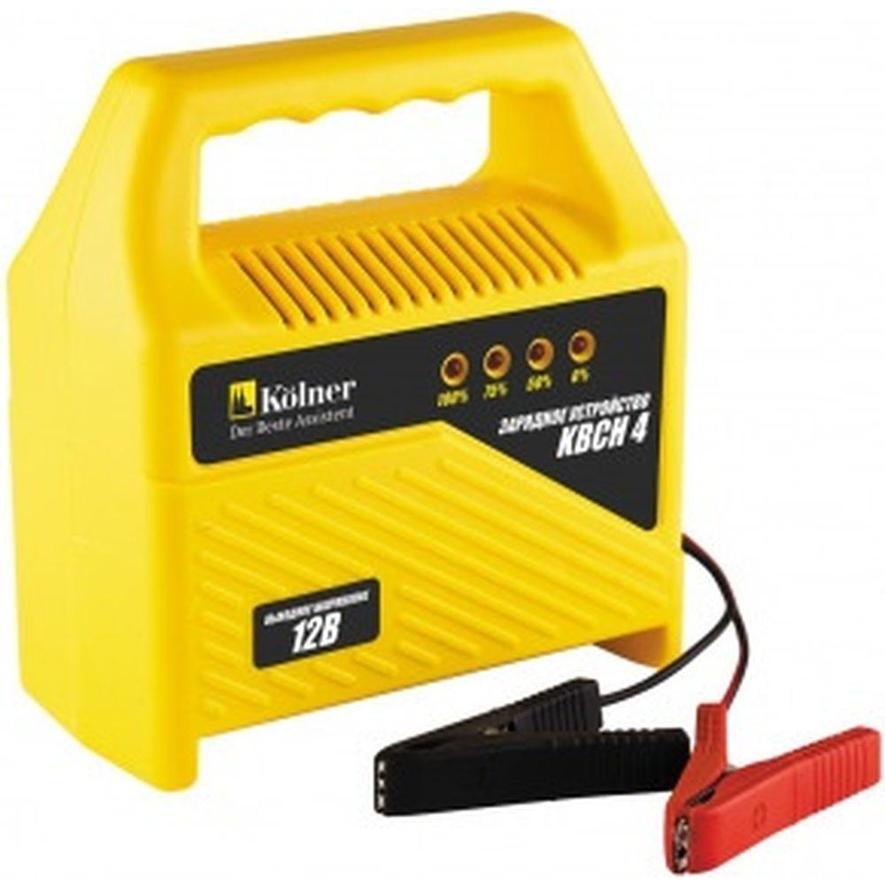 Зарядное устройство для аккумуляторов Kolner KBCН 4
