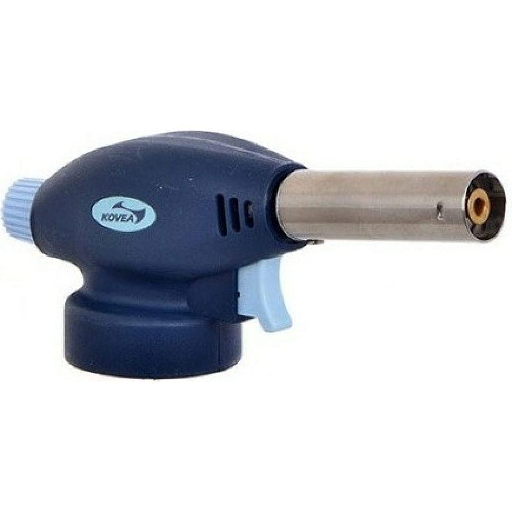 Газовый резак средней мощности с пьезоподжигом KOVEA Fire Bird Torch Auto KT-2511