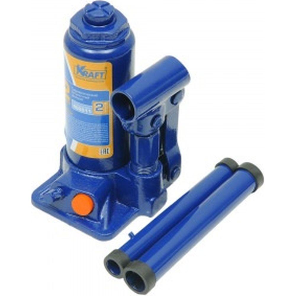 Бутылочный домкрат KRAFT 2 т, min 160mm-max 310mm KT 800011