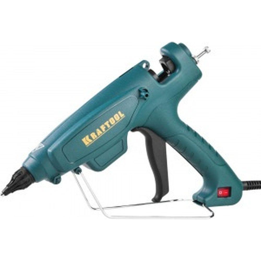 Термоклеящий пистолет Kraftool PRO 06843-220-12