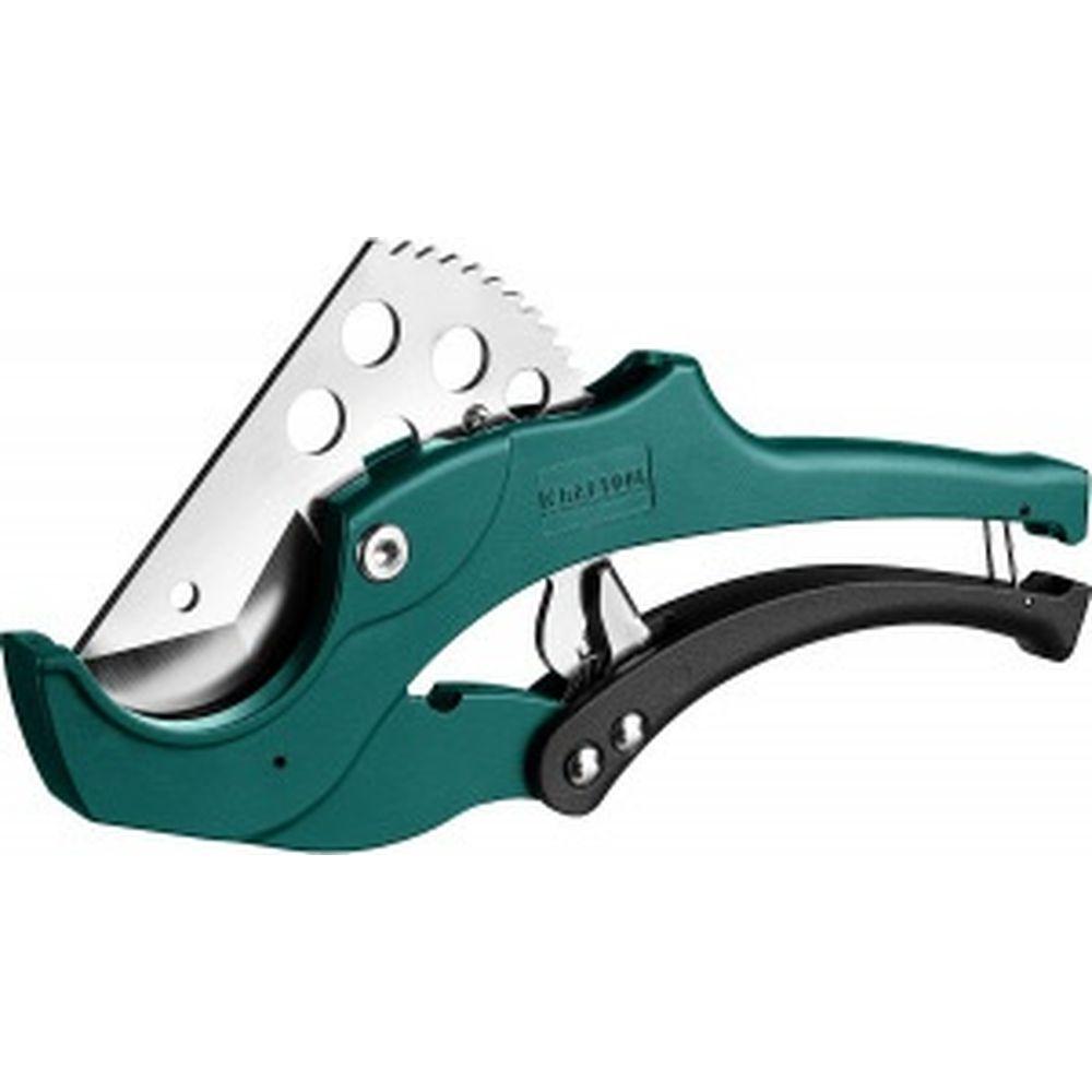 Автоматические ножницы для всех видов пластиковых труб KRAFTOOL GX-700 d=63 мм 2 1/2
