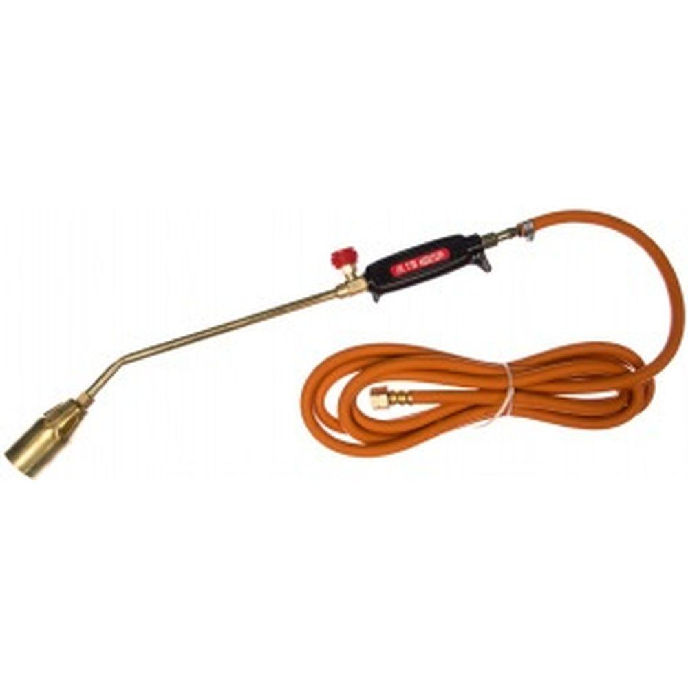Кровельная вентильная горелка с рукавом KRASS ГВ-100 2631001