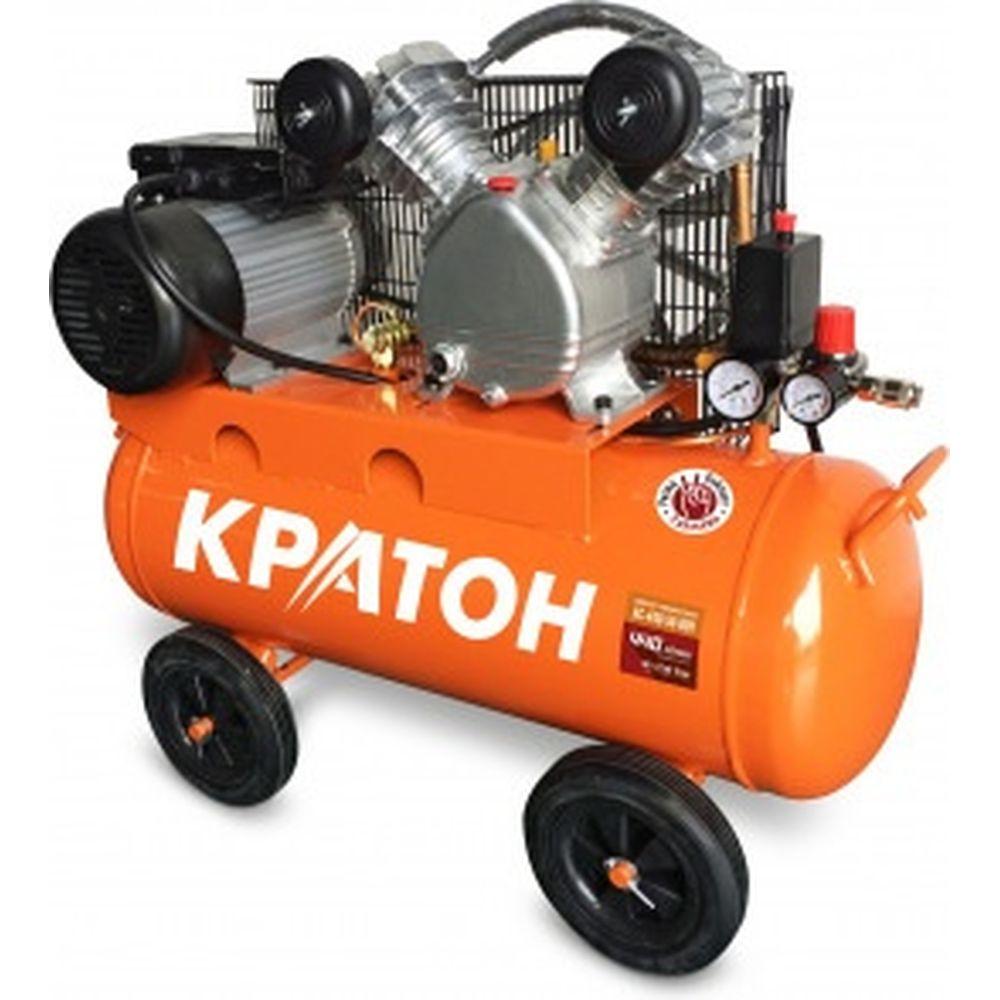 Масляный компрессор с ременным приводом Кратон AC-440-50-BDV 3 01 01 042