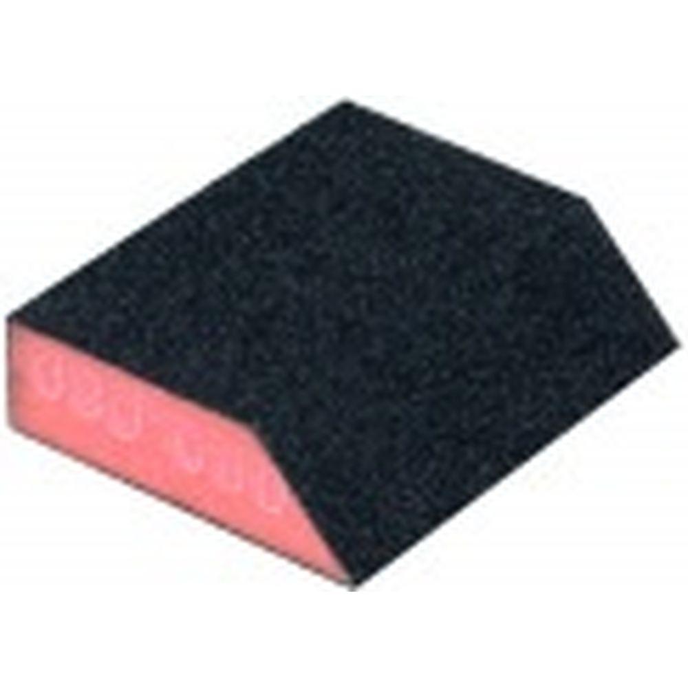 Губка абразивная (58/83 x 100 x 25 мм; зерно 100) KUBALA 9965