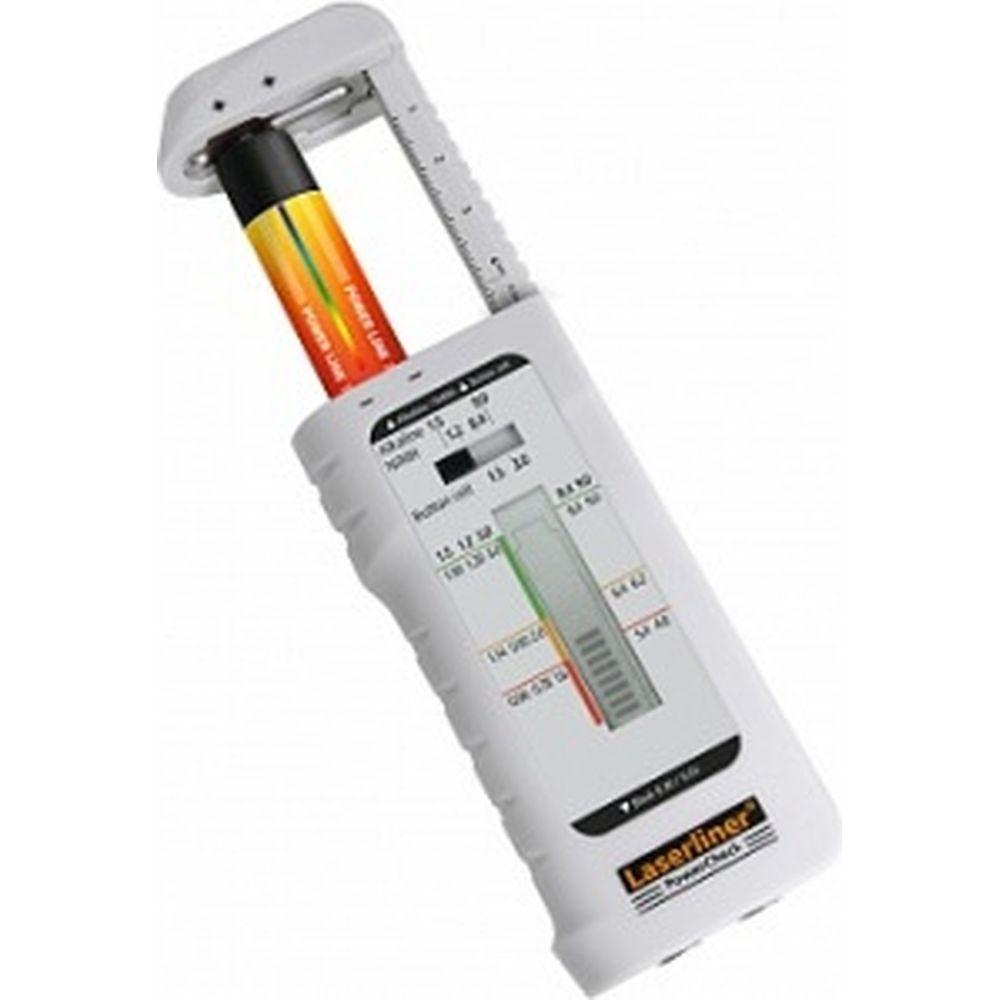 Прибор для определения заряда батарей и аккумуляторов Laserliner PowerCheck 083.006A