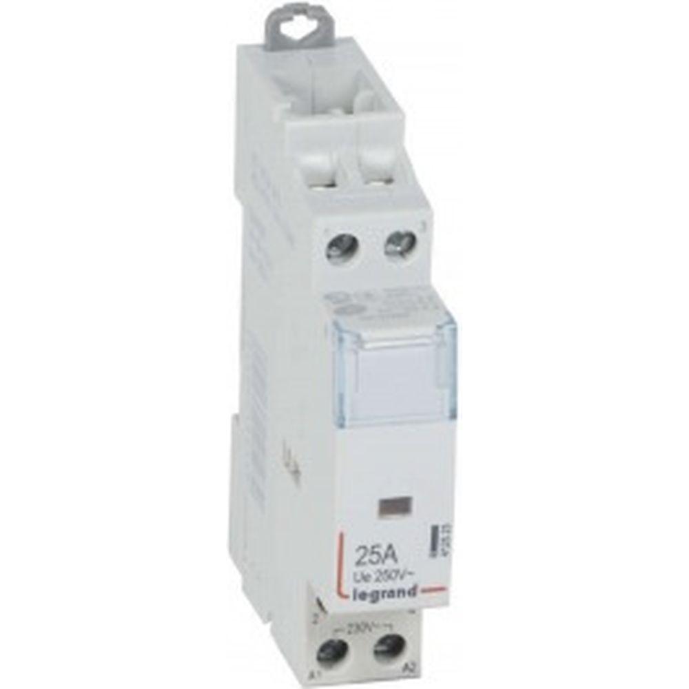 Модульный контактор Legrand 25А 2п 2НО 230В CX3 Leg 412523 1009894