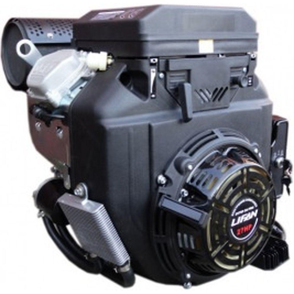 Двигатель LIFAN LF2V78F-2A PRO(New), 27 л.с. D25, 20А 00-00000859