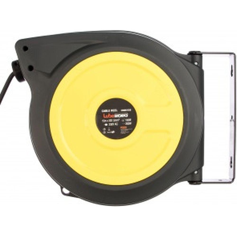 Автоматическая катушка с электрокабелем Lubeworks CR605153S