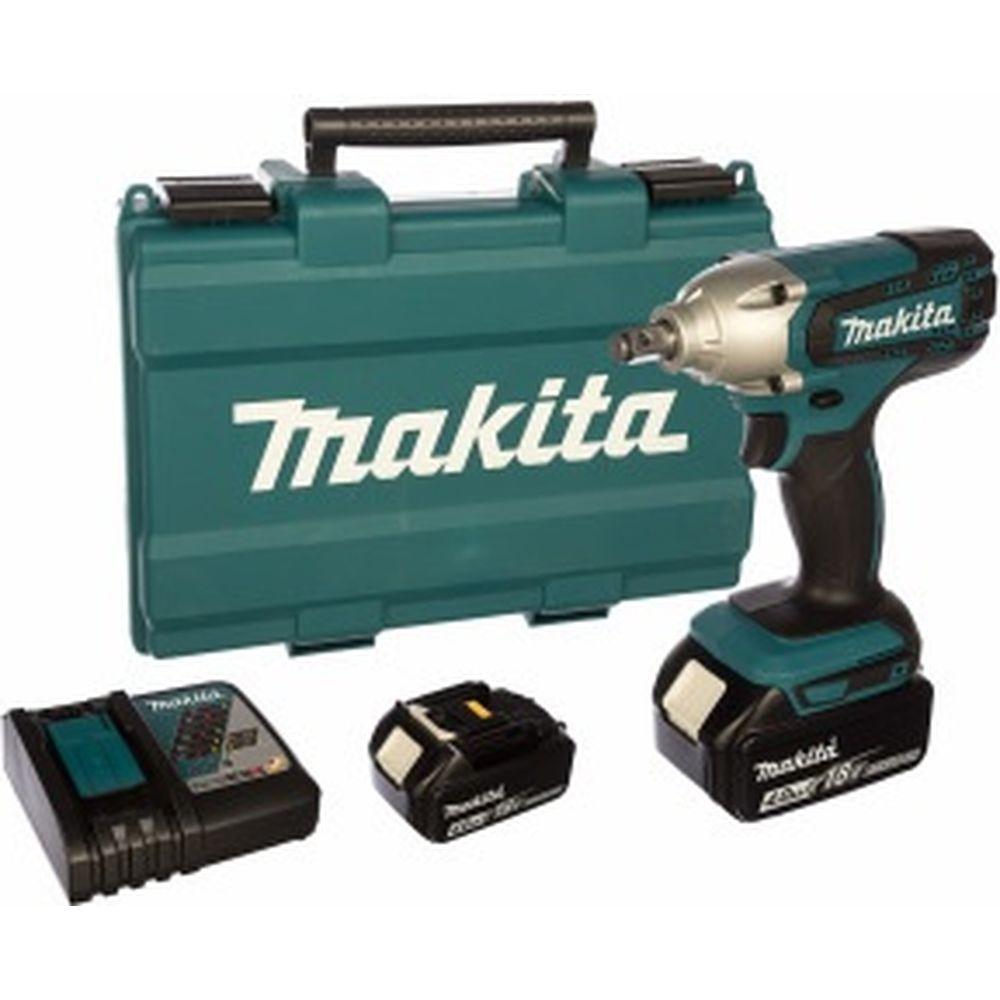 Аккумуляторный гайковерт Makita DTW190RME