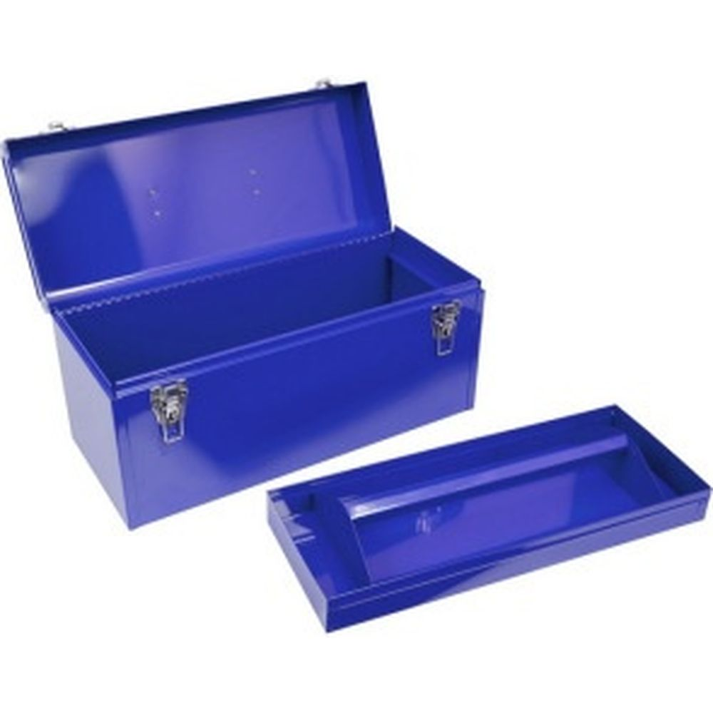 Инструментальный ящик МАСТАК синий 512-01510B