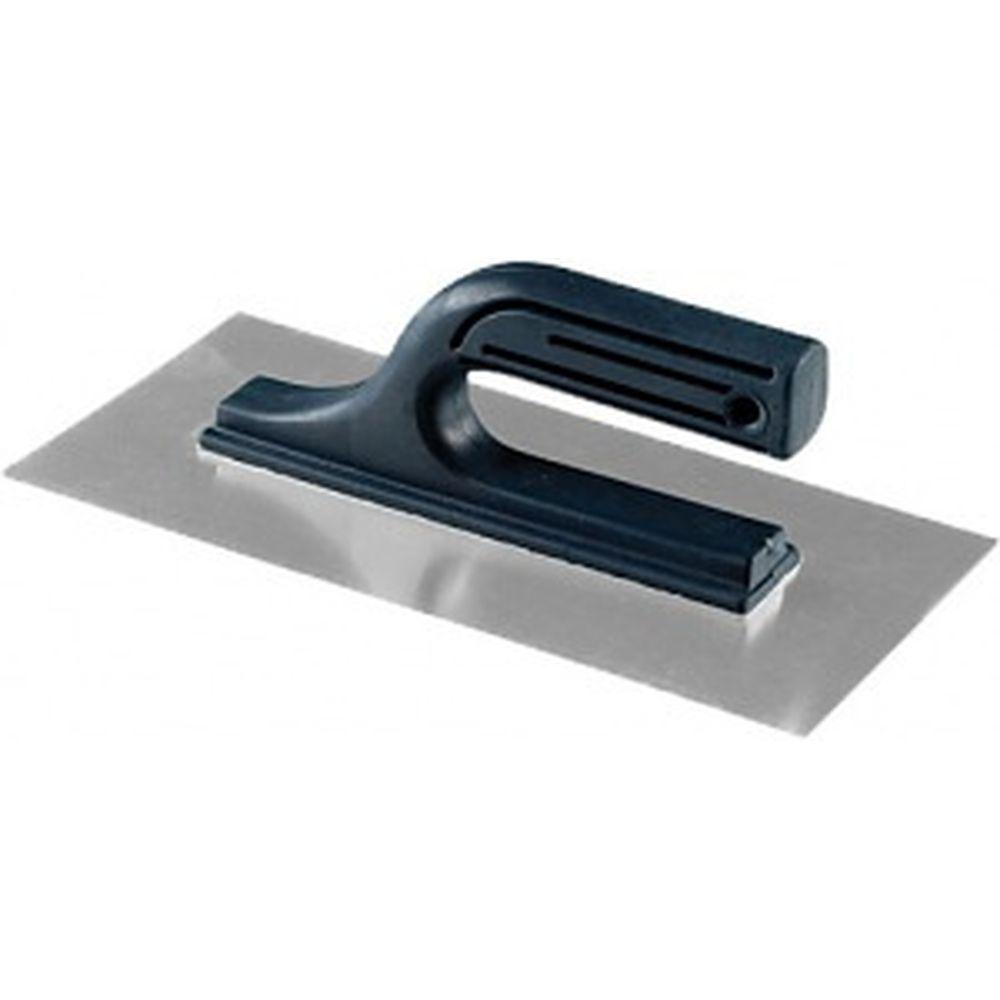 Нержавеющая кельма, пластиковая ручка, 270x130 мм MASTER COLOR 30-2012
