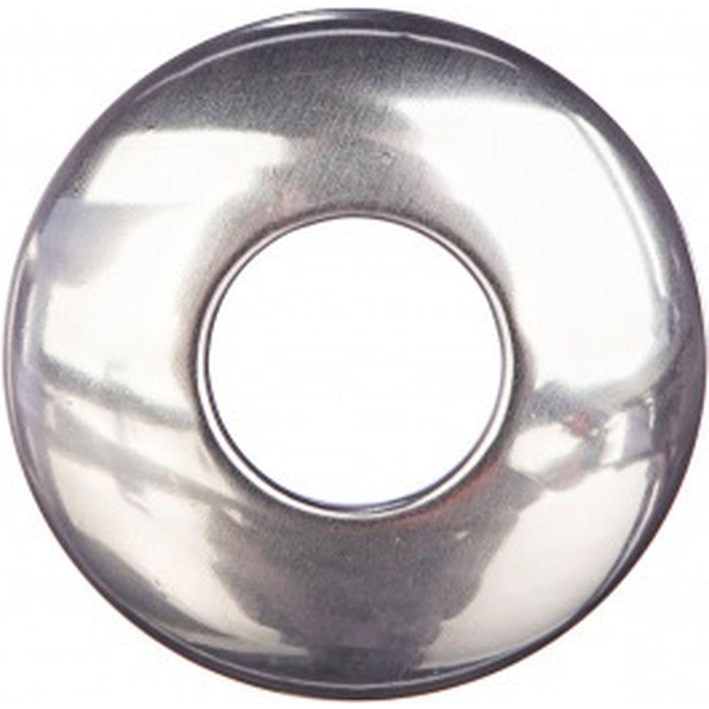 Декоративная низкая чашка (отражатель) 1/2 хром MasterProf MP-У ИС.130507