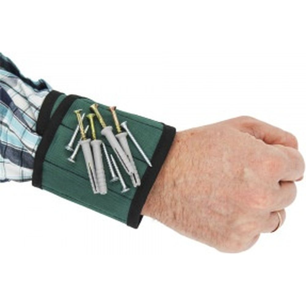 Магнитный браслет с неодимовыми магнитами MasterProf HS.110038