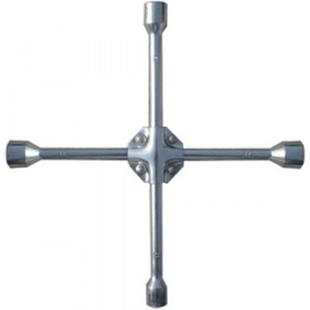 Баллонный ключ-крест MATRIX PROFESSIONAL, 14244, 17х19х21х22 мм