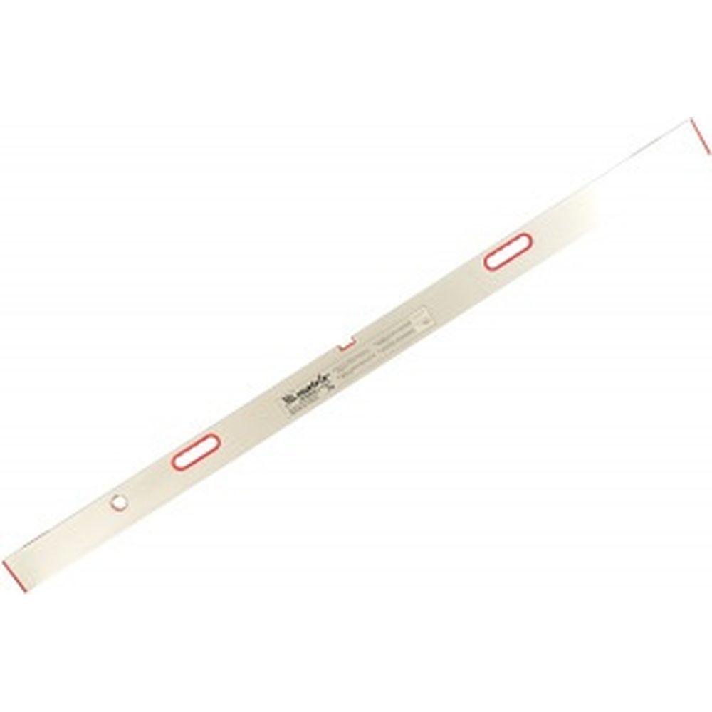 Алюминиевое правило с уровнем, L-2,0 м, 2 ручки MATRIX 89637