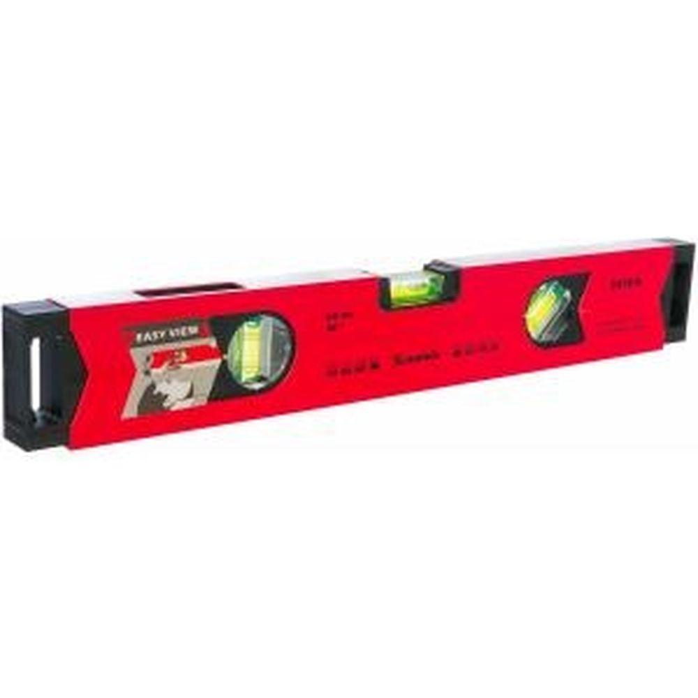 Алюминиевый магнитный уровень MATRIX 400 мм 34704