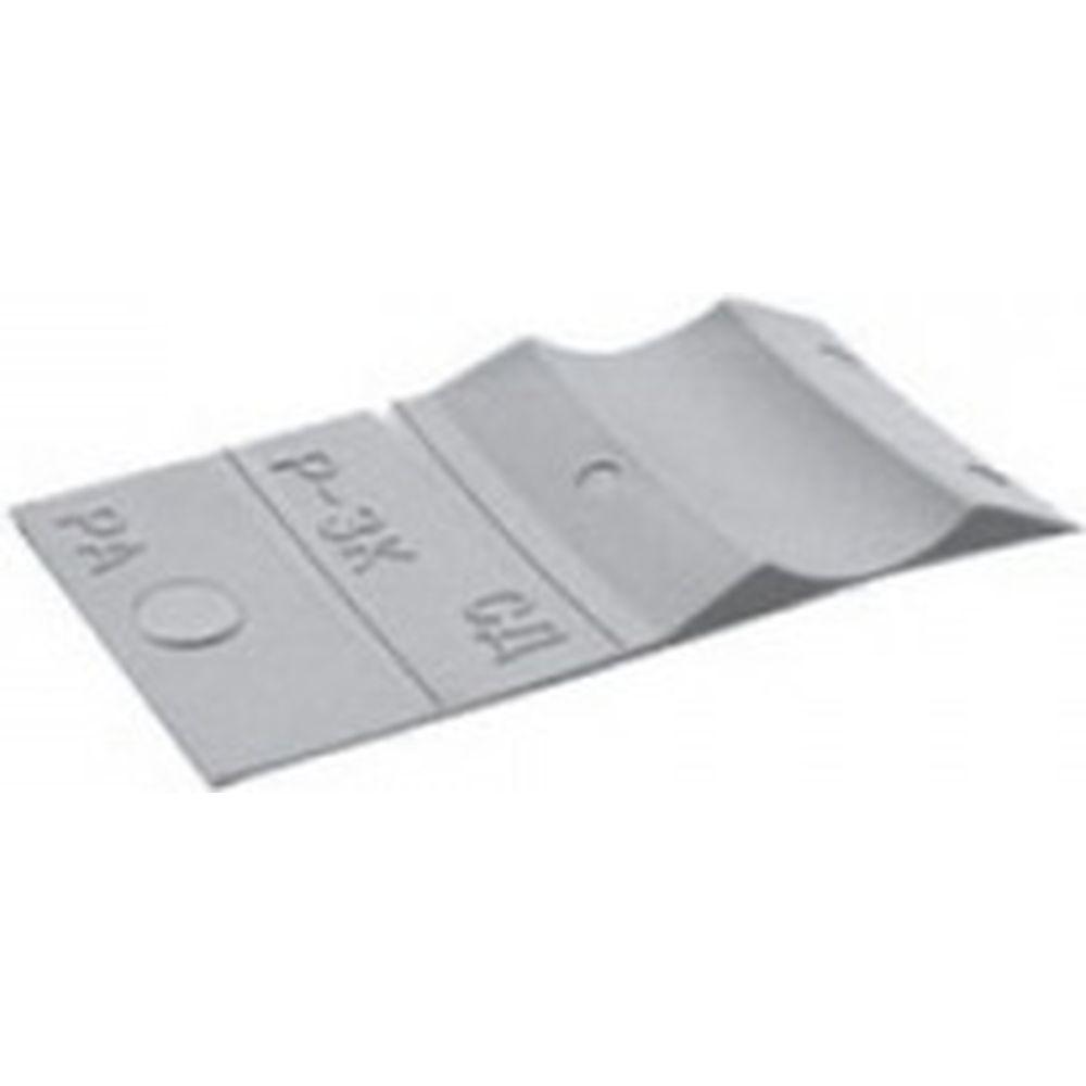 Верхний стопор Mebax Серый 00-00000162