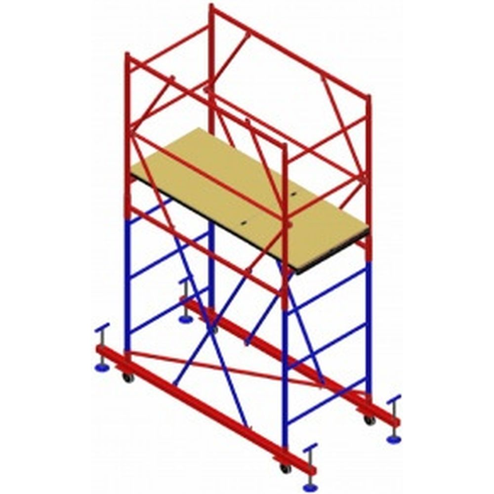 Вышка-тура МЕГА  МЕГА-1 (Н=2,6 м) 451