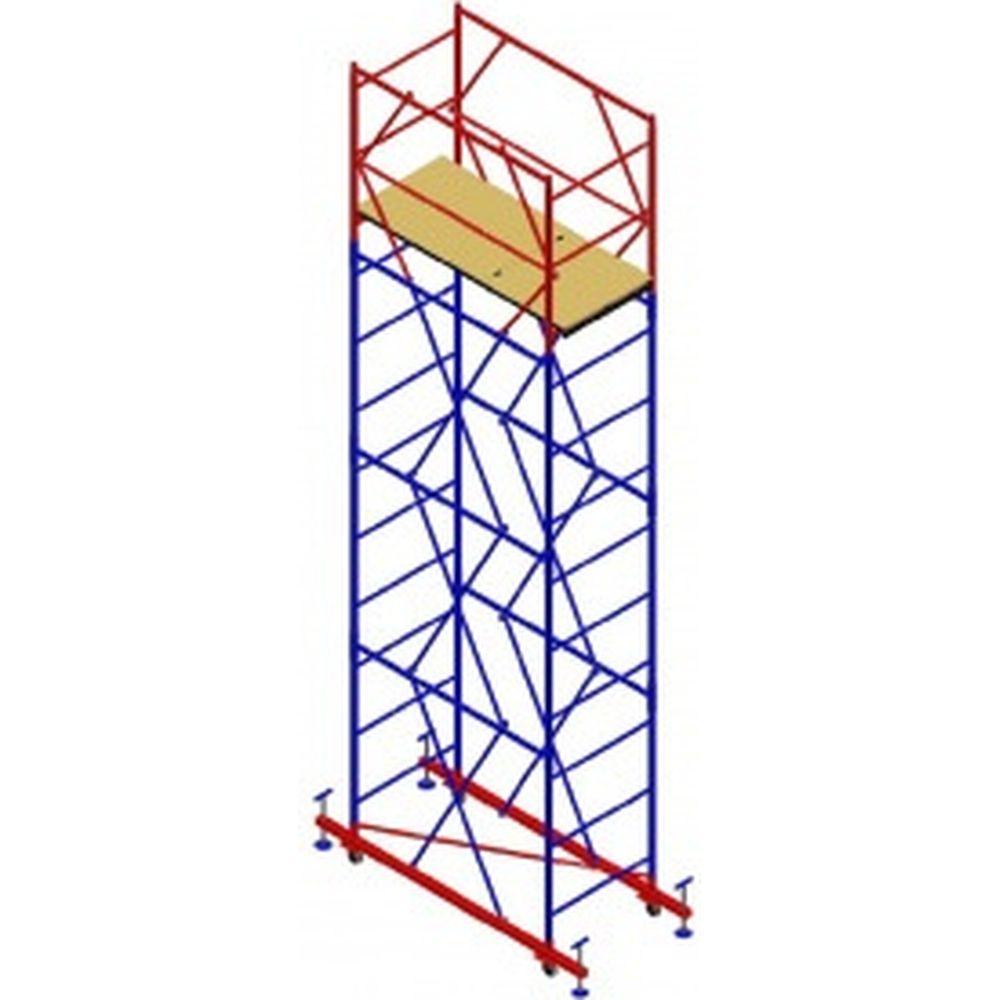 Вышка-тура МЕГА МЕГА-1 (Н=5,0 м) 443